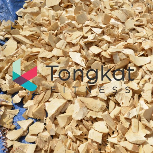 tongkat ali Chipped Root